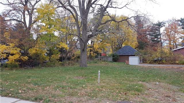 Vacant Land at 366 Galt Ave, Oakville, Ontario. Image 2