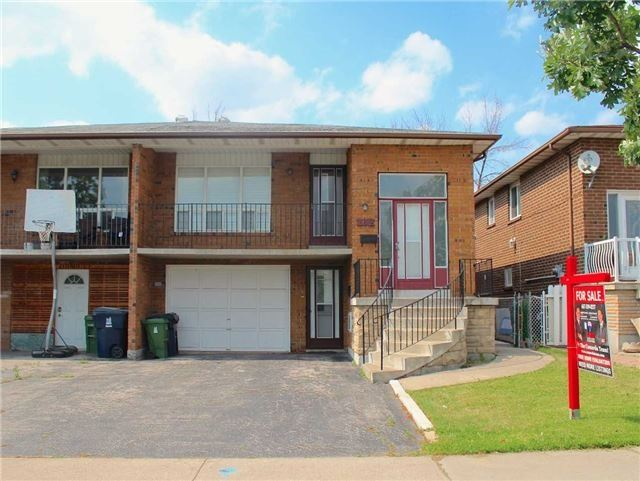 Semi-detached at 162 Dolores Rd, Toronto, Ontario. Image 1