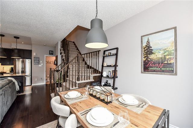 Townhouse at 165 Hampshire Way, Unit 64, Milton, Ontario. Image 2