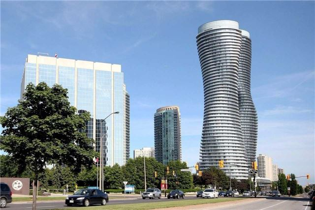 Condo Apartment at 50 Absolute Ave, Unit 901, Mississauga, Ontario. Image 1