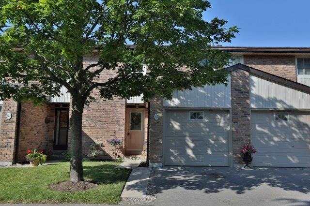 Condo Townhouse at 680 Regency Crt, Unit 63, Burlington, Ontario. Image 1