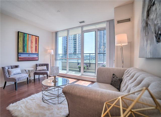 Condo Apartment at 205 Sherway Gardens Rd, Unit 303, Toronto, Ontario. Image 1
