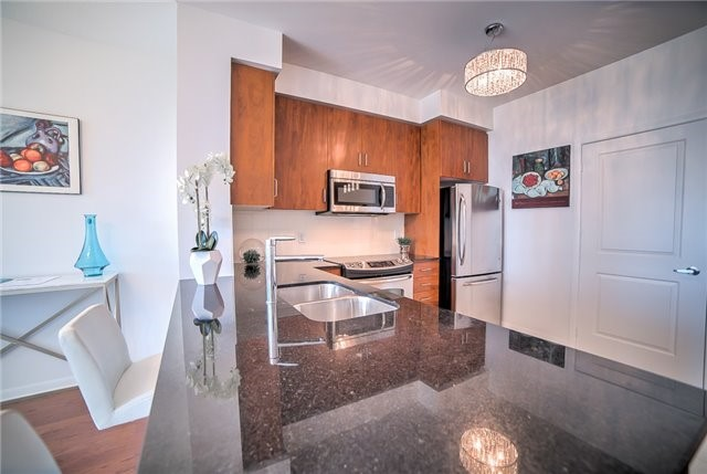 Condo Apartment at 205 Sherway Gardens Rd, Unit 303, Toronto, Ontario. Image 4