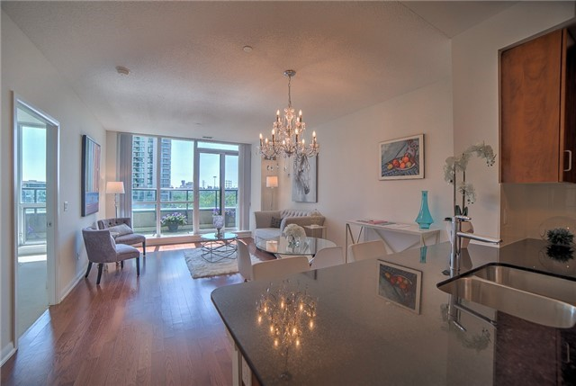 Condo Apartment at 205 Sherway Gardens Rd, Unit 303, Toronto, Ontario. Image 5
