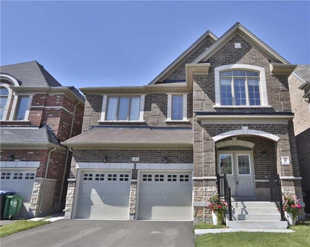 Detached at 6 Blackstone River Dr, Brampton, Ontario. Image 1