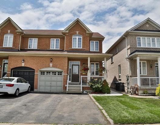 Semi-detached at 99 Ashdale Rd, Brampton, Ontario. Image 1