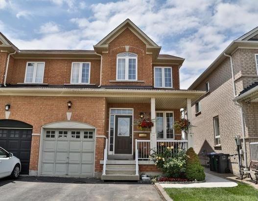 Semi-detached at 99 Ashdale Rd, Brampton, Ontario. Image 11