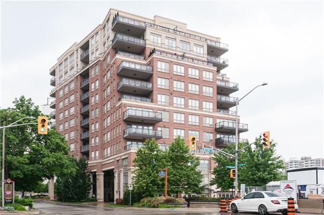 Condo Apartment at 111 Forsythe St, Unit 1003, Oakville, Ontario. Image 1