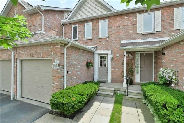 Condo Townhouse at 6050 Bidwell Tr, Unit 12, Mississauga, Ontario. Image 1