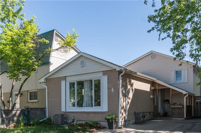 Detached at 4 Homer Sq, Brampton, Ontario. Image 1
