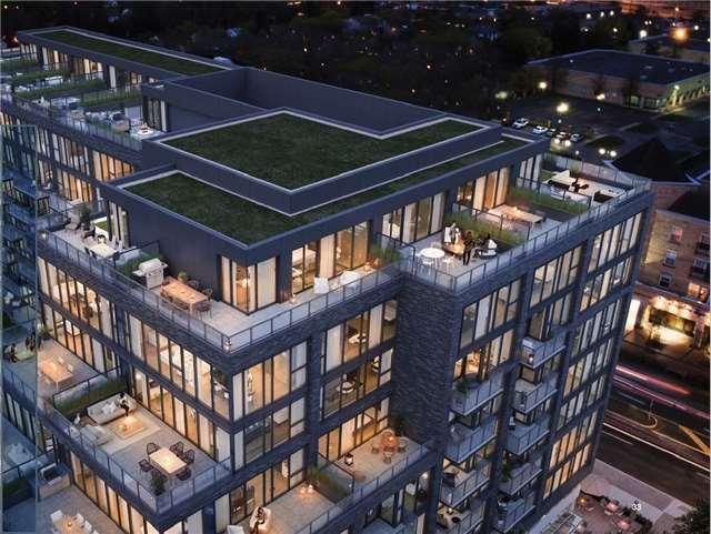 Condo Apartment at 784 The Queensway Ave, Unit 810, Toronto, Ontario. Image 1