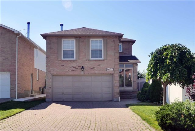 Detached at 1437 Kirkrow Cres, Mississauga, Ontario. Image 1