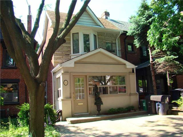 Semi-detached at 53 Hillsview Ave, Toronto, Ontario. Image 1