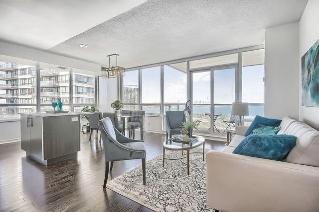 Condo Apartment at 2240 Lake Shore Blvd W, Unit 3106, Toronto, Ontario. Image 15