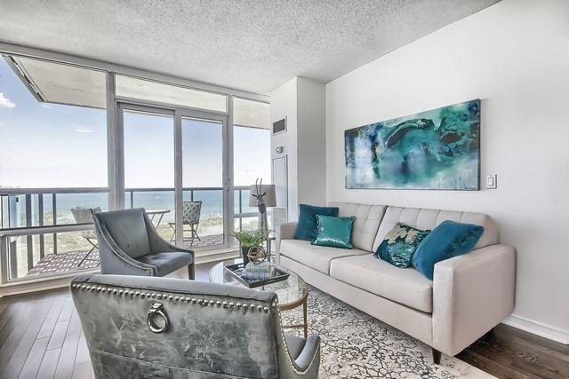 Condo Apartment at 2240 Lake Shore Blvd W, Unit 3106, Toronto, Ontario. Image 16