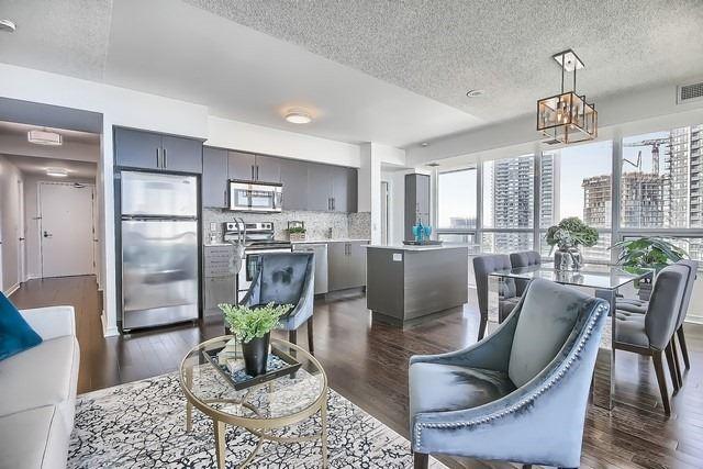 Condo Apartment at 2240 Lake Shore Blvd W, Unit 3106, Toronto, Ontario. Image 19