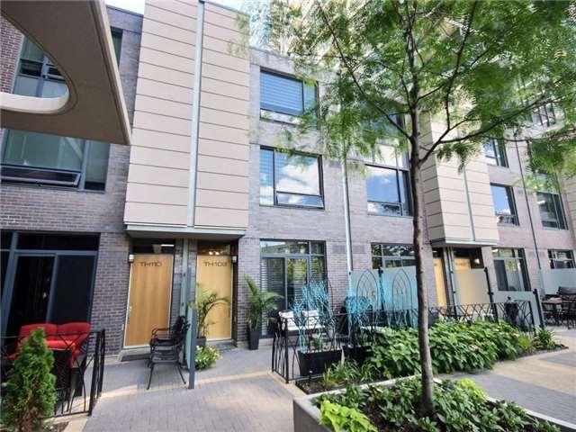 Condo Townhouse at 5 Valhalla Inn Rd, Unit 109, Toronto, Ontario. Image 9