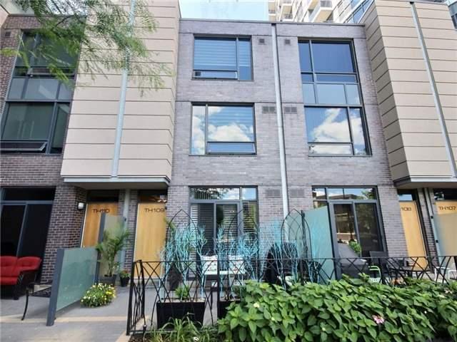 Condo Townhouse at 5 Valhalla Inn Rd, Unit 109, Toronto, Ontario. Image 8