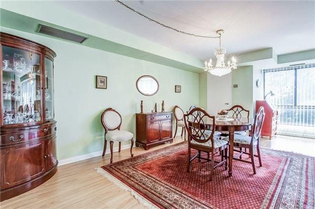Condo Apartment at 1400 Dixie Rd, Unit 512, Mississauga, Ontario. Image 18