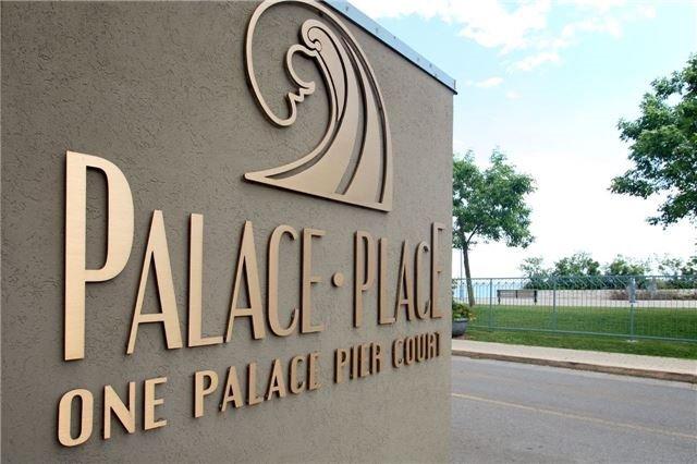 Condo Apartment at 1 Palace Pier Crt, Unit 2101, Toronto, Ontario. Image 1