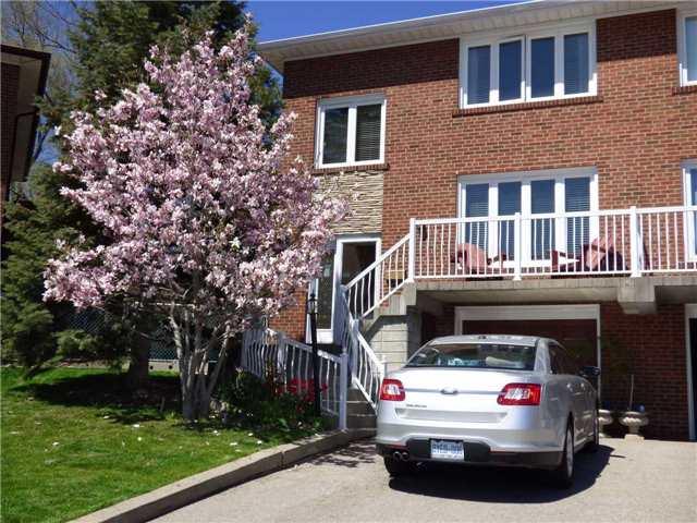 Semi-detached at 61 Coquette Rd, Toronto, Ontario. Image 1