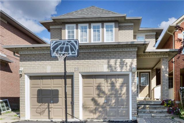 Detached at 25 Sahara Tr, Brampton, Ontario. Image 1