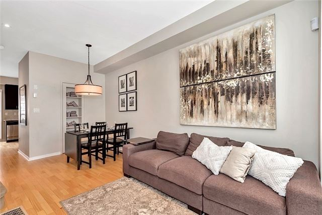 Condo Townhouse at 101 The Queensway Ave, Unit Th6, Toronto, Ontario. Image 15