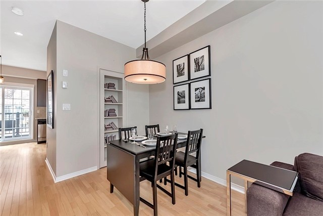 Condo Townhouse at 101 The Queensway Ave, Unit Th6, Toronto, Ontario. Image 16