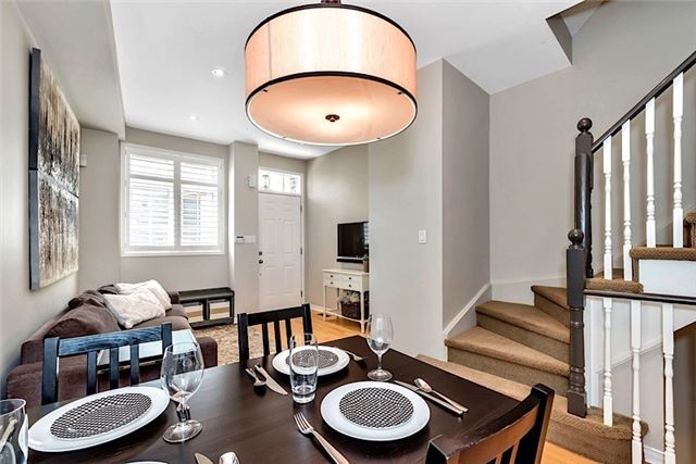 Condo Townhouse at 101 The Queensway Ave, Unit Th6, Toronto, Ontario. Image 17