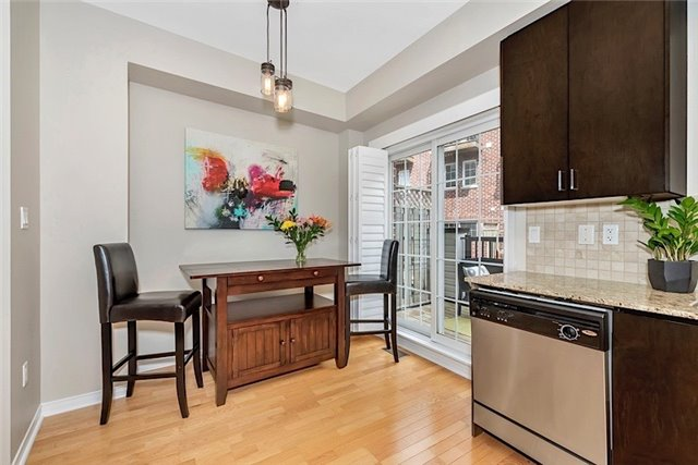Condo Townhouse at 101 The Queensway Ave, Unit Th6, Toronto, Ontario. Image 20