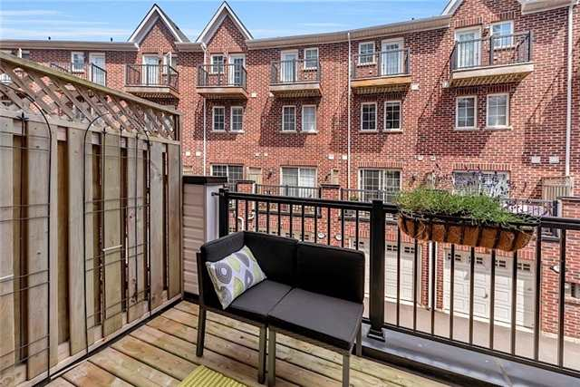 Condo Townhouse at 101 The Queensway Ave, Unit Th6, Toronto, Ontario. Image 11