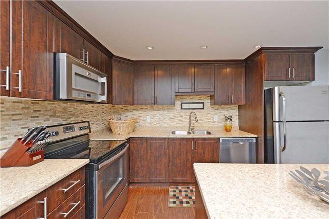 Condo Apartment at 188 Mill St S, Unit 406, Brampton, Ontario. Image 4