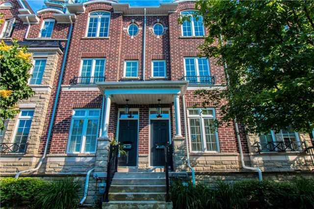 Condo Townhouse at 111 The Queensway Ave, Unit Th50, Toronto, Ontario. Image 1