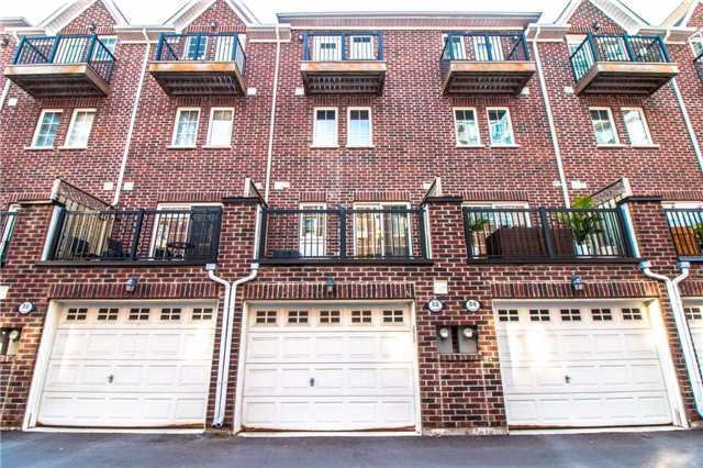 Condo Townhouse at 111 The Queensway Ave, Unit Th50, Toronto, Ontario. Image 16
