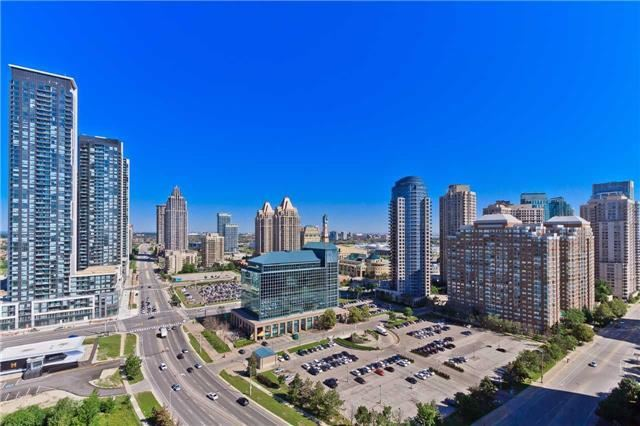 Condo Apartment at 400 Webb Dr, Unit 2406, Mississauga, Ontario. Image 9