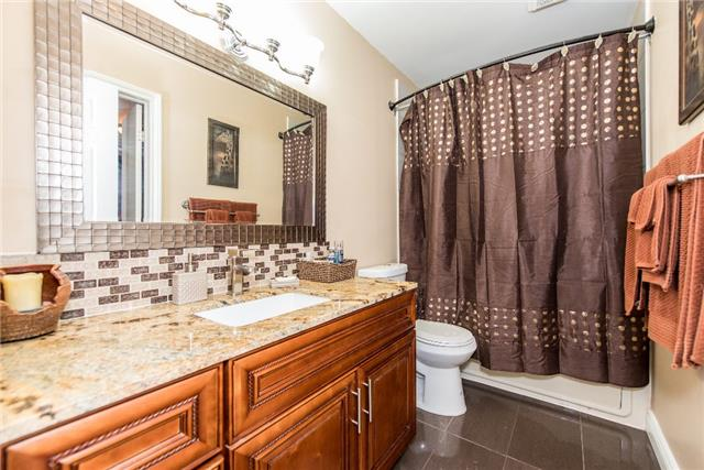 Condo Townhouse at 830 Westlock Rd, Unit 26A, Mississauga, Ontario. Image 6