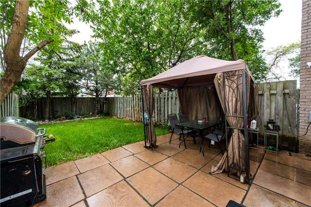 Condo Townhouse at 830 Westlock Rd, Unit 26A, Mississauga, Ontario. Image 10