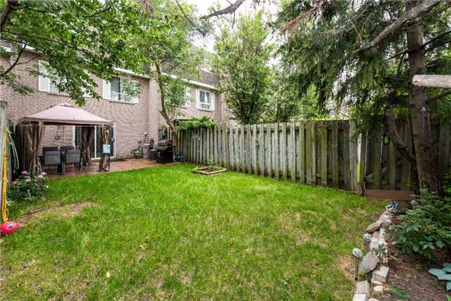 Condo Townhouse at 830 Westlock Rd, Unit 26A, Mississauga, Ontario. Image 11