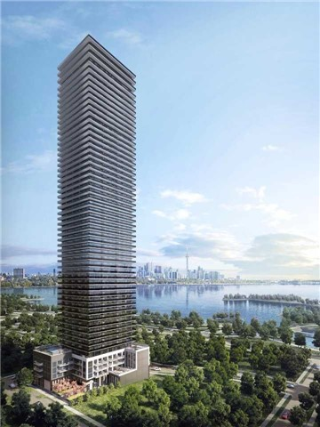 Condo Apartment at 2167 Lakeshore Blvd W, Unit 605, Toronto, Ontario. Image 1