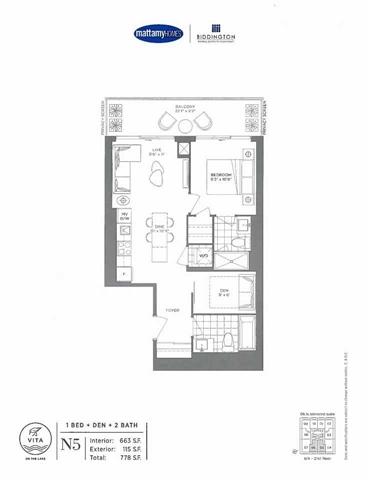 Condo Apartment at 2167 Lakeshore Blvd W, Unit 605, Toronto, Ontario. Image 9