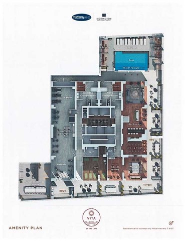 Condo Apartment at 2167 Lakeshore Blvd W, Unit 316, Toronto, Ontario. Image 8