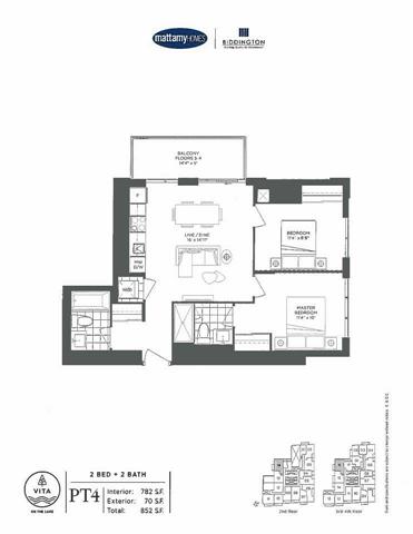 Condo Apartment at 2167 Lakeshore Blvd W, Unit 316, Toronto, Ontario. Image 9
