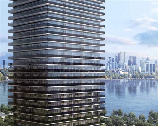 Condo Apartment at 2167 Lakeshore Blvd W, Unit 407, Toronto, Ontario. Image 5