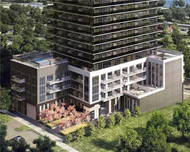 Condo Apartment at 2167 Lakeshore Blvd W, Unit 407, Toronto, Ontario. Image 6