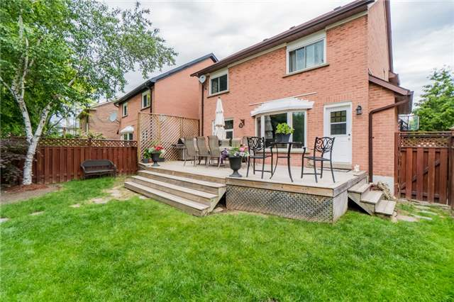 Detached at 4303 Mayflower Dr, Mississauga, Ontario. Image 13