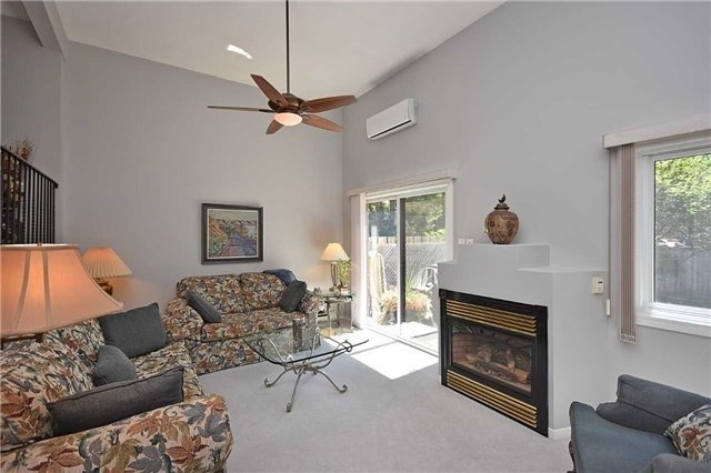 Condo Townhouse at 2145 Sherobee Rd, Unit 101, Mississauga, Ontario. Image 12