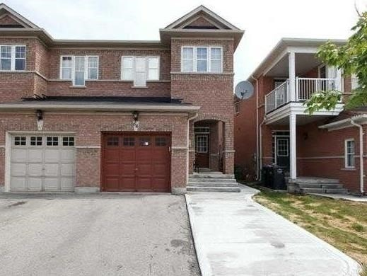 Semi-detached at 64 Rocky Point Cres, Brampton, Ontario. Image 1