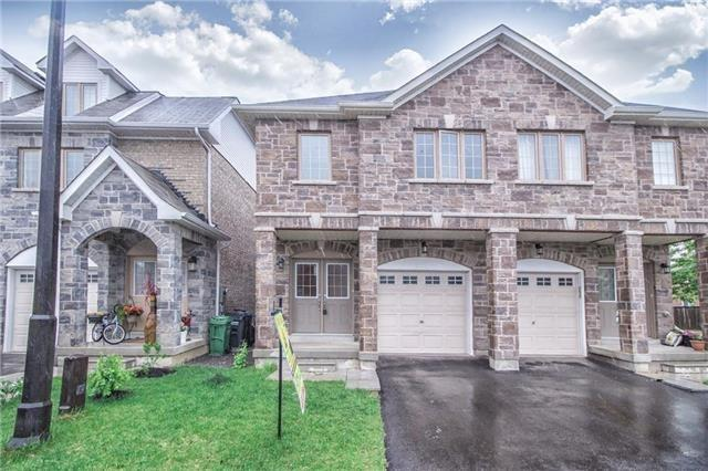 Semi-detached at 914 Francine Cres, Mississauga, Ontario. Image 1
