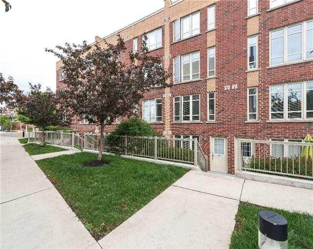 Condo Townhouse at 25 Elsie Lane, Unit 143, Toronto, Ontario. Image 1