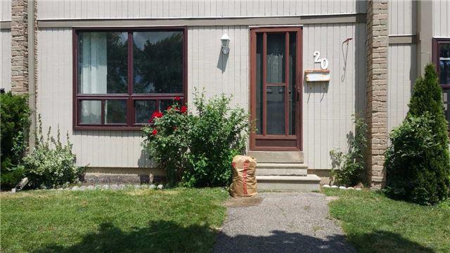 Condo Townhouse at , Ontario. Image 1